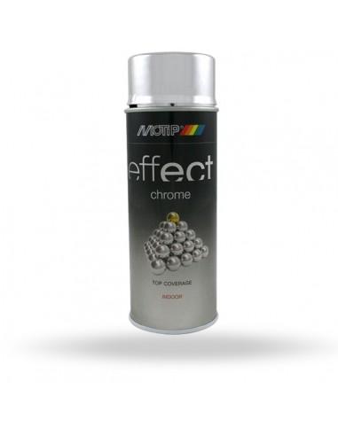 SPRAY MOTIP EFFECT CHROME 400ml