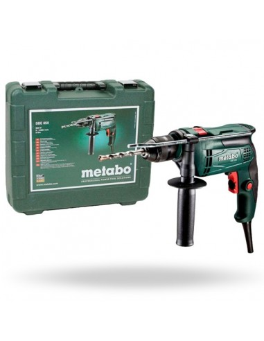 IMPACT DRILL METABO SBE 650 (600671510)