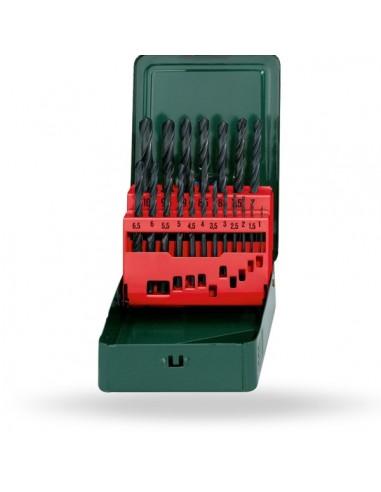 HSS-R Metal drill bits, DIN 338, METABO 627151000