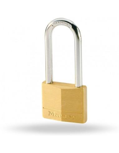 Solid Brass Padlock MASTERLOCK 140EURDLH